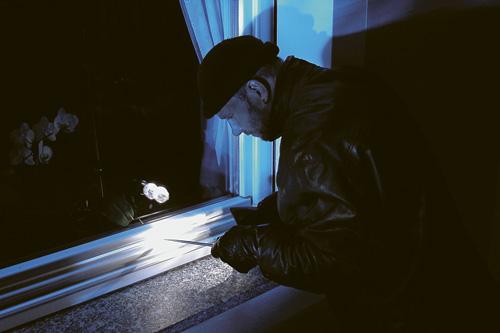 Zloděj u okna HOPPE